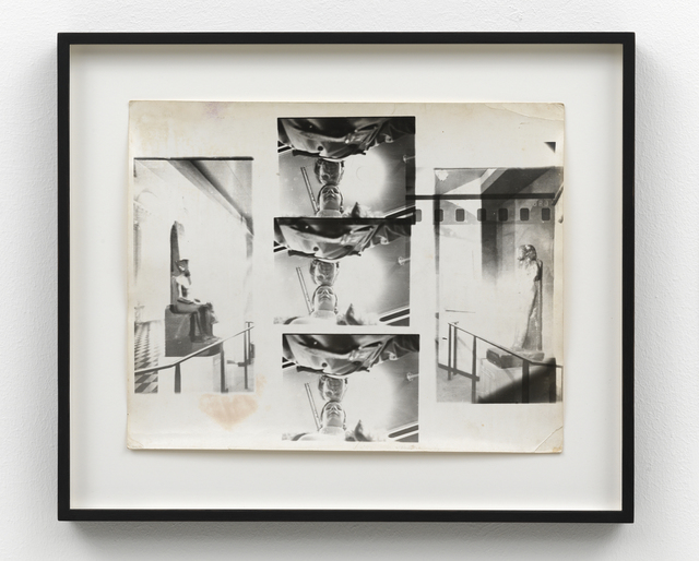 , 'Untitled (Louvre, Paris),' 1971, Sies + Höke
