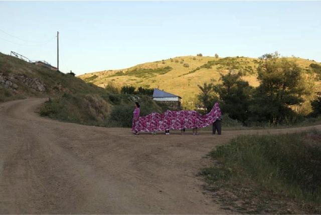 , 'ÖRTÜ - ETEK / CLOTH - SKIRT,' 2011, RAMPA