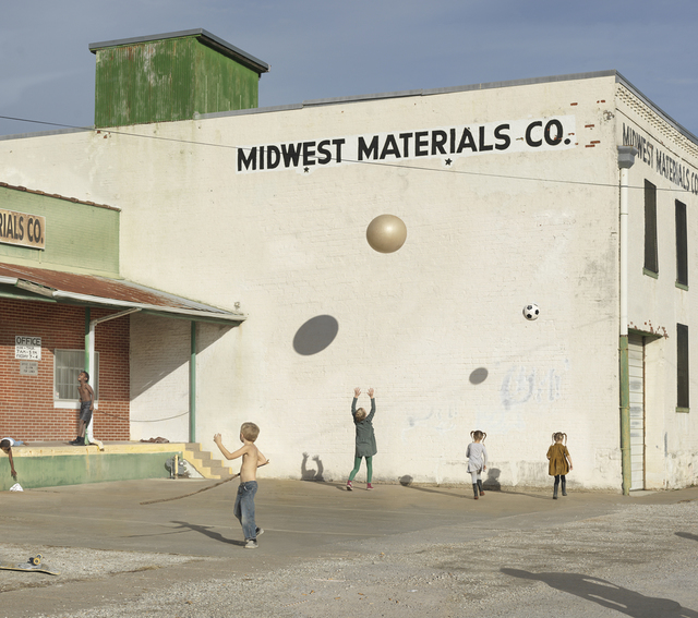 , 'Midwest Materials,' 2018, G. Gibson Gallery