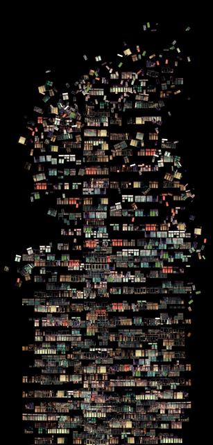 , 'Urban Puzzle #4,' 2019, Pékin Fine Arts