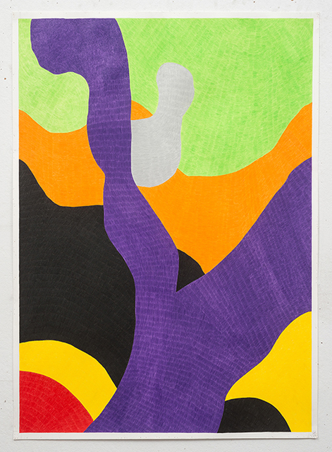 , 'Tree,' 2015, Primo Marella Gallery