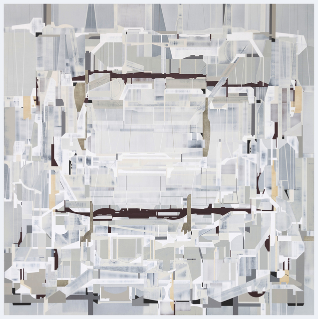 , 'Structur,' 2015, Dolby Chadwick Gallery
