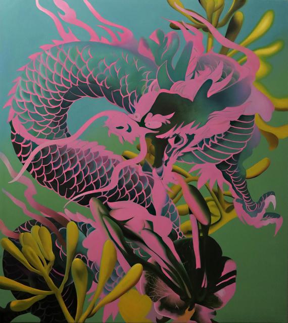 , 'El Dragon y la madreselva,' 2017, Victor Lope Arte Contemporaneo