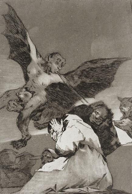 , '48. Soplones,' 1799, Eames Fine Art