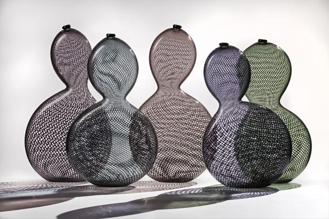 , 'RETICELLO GOURDS,' 2015, Traver Gallery