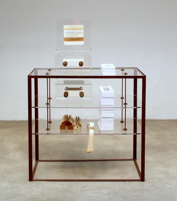 , 'A mesa,' 2014, Central Galeria de Arte