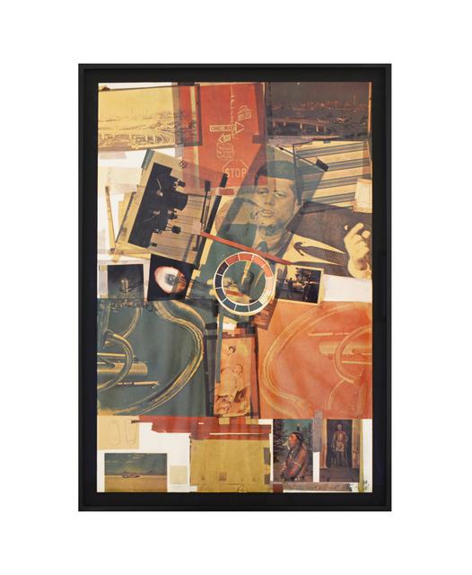 Robert Rauschenberg, 'Core', 1965, Galeria Houssein Jarouche