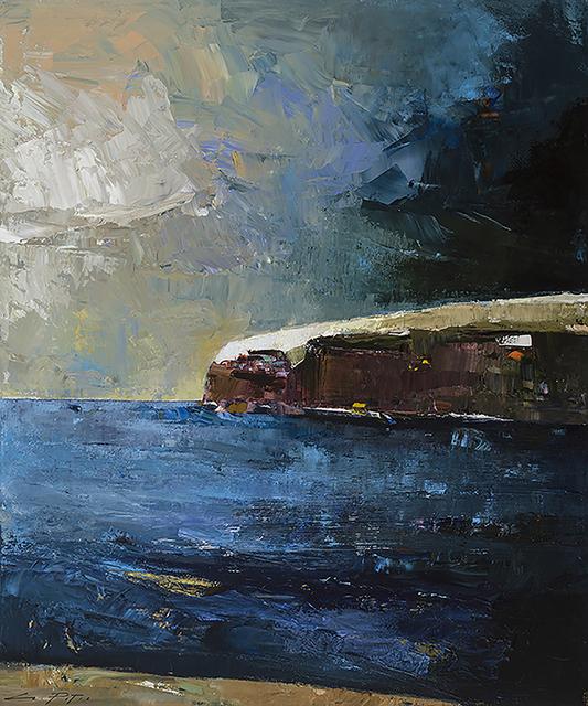 André Pitre, 'La couleur du lieu no.2', 2016, Thompson Landry Gallery
