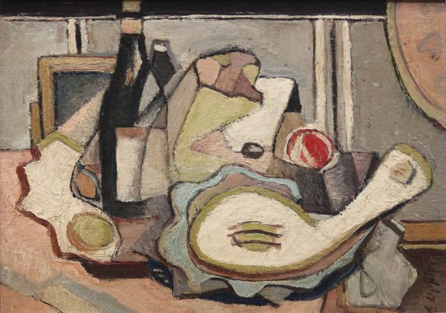 Ernst Oppler, 'Cubist Still Life', 1910-1925, EastCoastArt