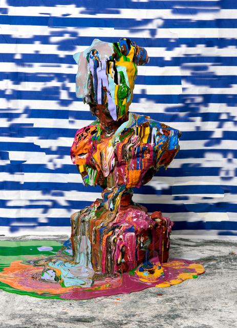 , 'Sculpture Study Figure 2,' 2015, The Ravestijn Gallery