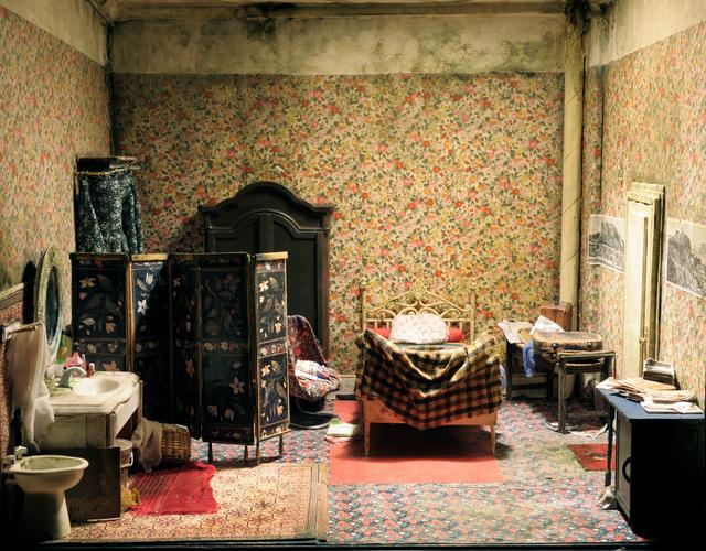 , 'Hôtel du Parc, chambre 18,' 2011, Antonine Catzéflis