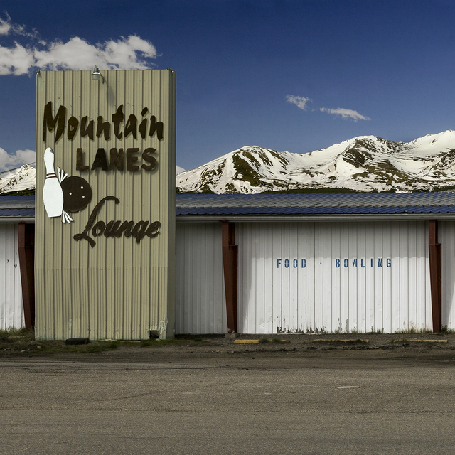 , 'Mountain Lanes Lounge, Colorado,' 2017, Gallery Vassie
