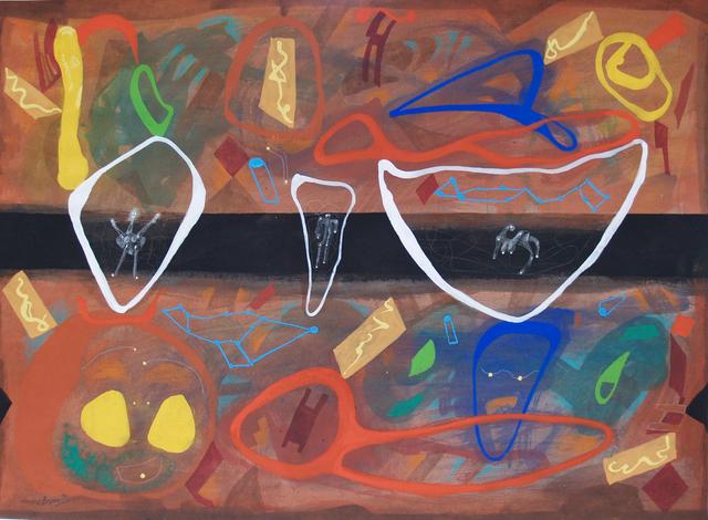 , 'Something in the Way 1,' 2014, Matthew Liu Fine Arts