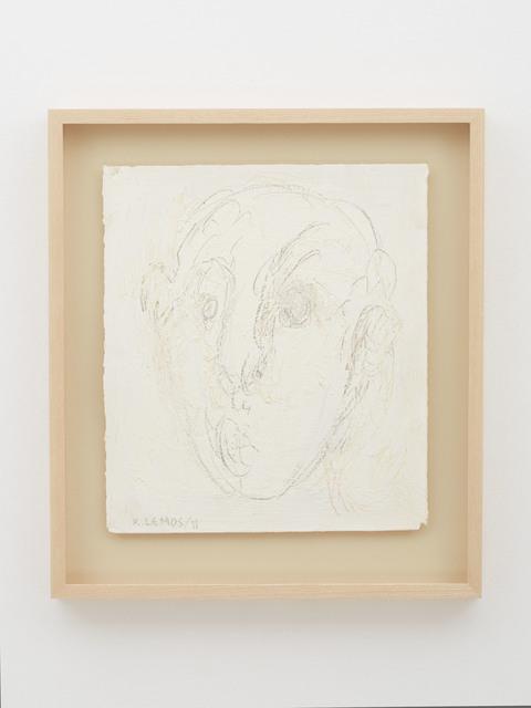 , 'Studies of Head in Wax,' 2011, Gazelli Art House