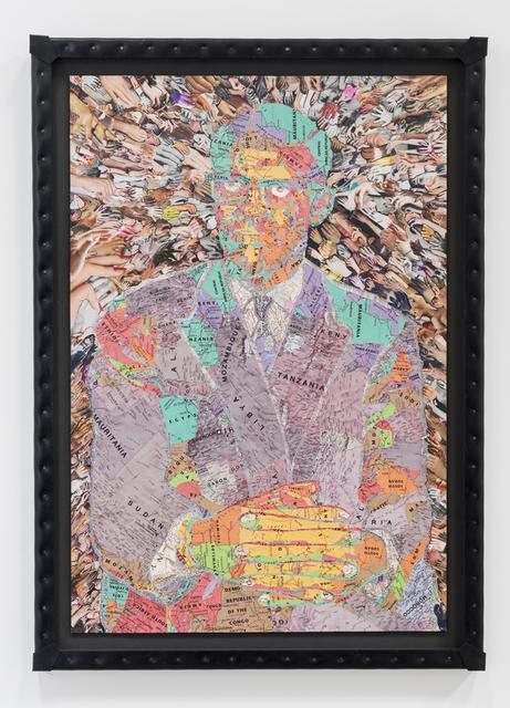 , 'Patrice Lumumba,' 2015, Rosamund Felsen Gallery