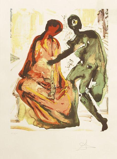 Salvador Dalí, 'ANTOINE ET CLÉOPÂTRE', 1979, Sworders