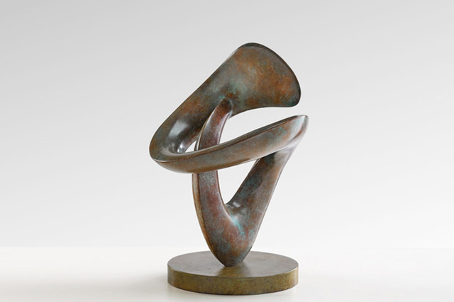 Richard Erdman, 'Odyssey', 2015, Sculpture, Bronze, Galerie d'Orsay