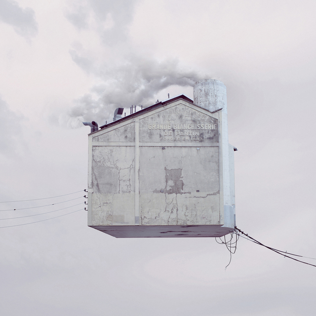 , 'La Blanchisserie,' 2012, Muriel Guépin Gallery