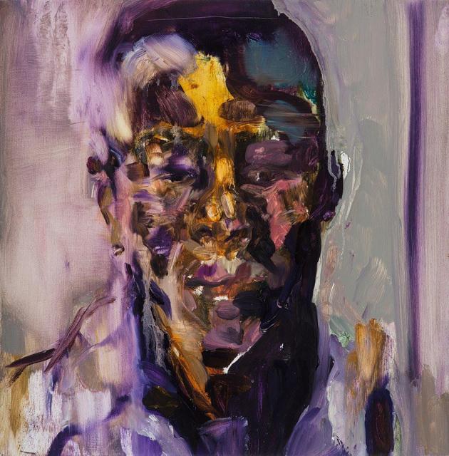 , 'Ligne Jaune,' 2017, Dolby Chadwick Gallery