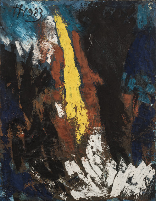 , 'Untitled,' 1983, Boers-Li Gallery