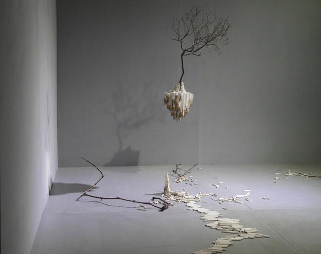 , 'Floating Island I,' 2013, Powen Gallery