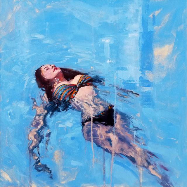 , 'Emerging,' 2018, Helikon Gallery & Studios