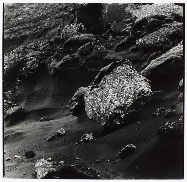 , 'Svart Landskap (Black landscape),' 1993, Kunstverket Galleri