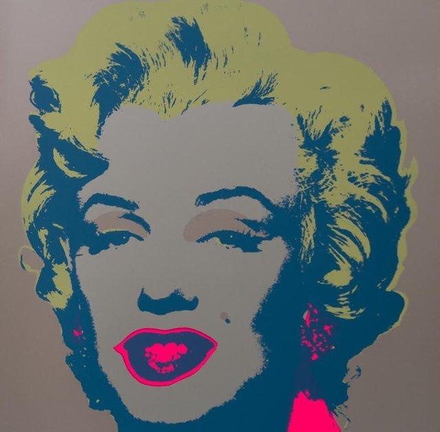 Andy Warhol, 'Marilyn Grey Green - Sunday B. Morning (After)', ARTEDIO