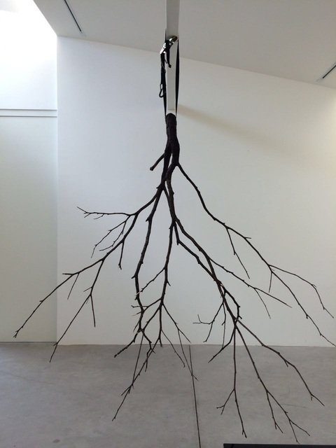 Henrique Oliveira, 'Palo penso', 2016, Galeria Millan