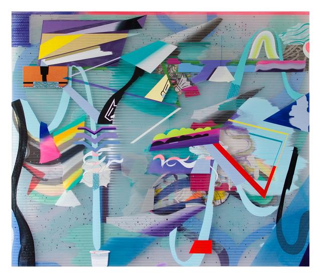 , 'JV6,' 2015, 532 Gallery Thomas Jaeckel