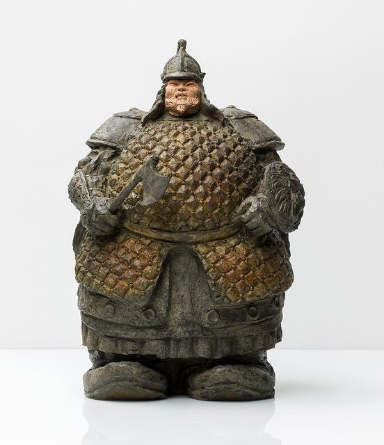 , 'Mongolian Guardian,' 2016, Massey Klein Gallery