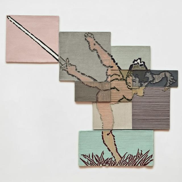 Li Songsong, 'Swordsmanship (III) ', 2018, Pace Prints