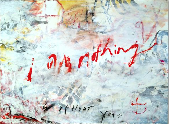 , 'I Am Nothing Without You,' 2016, Abmeyer + Wood Fine Art