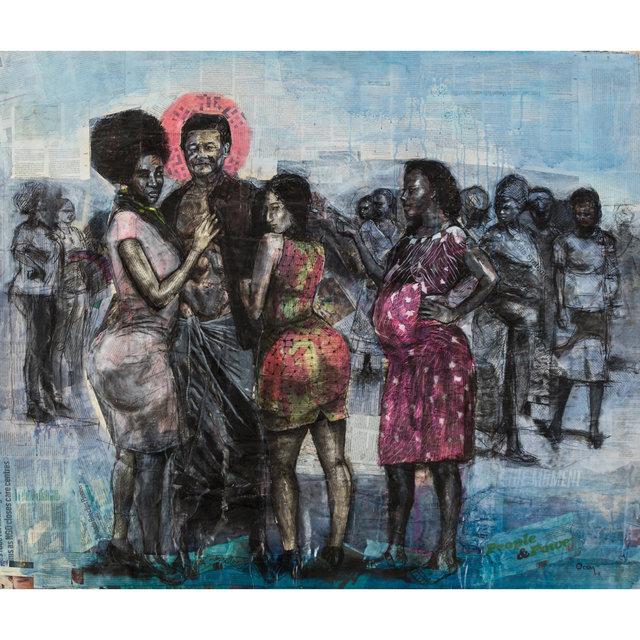 Ocom Odonias, 'Saint Kanyankole', 2018, PIASA