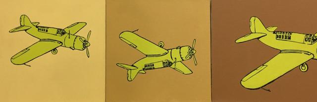 , 'Airplane,' 2015, Susan Eley Fine Art