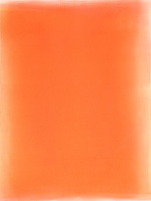 Taek Sang Kim, 'Breathing light-Orange air ', 2017, Gaain Gallery