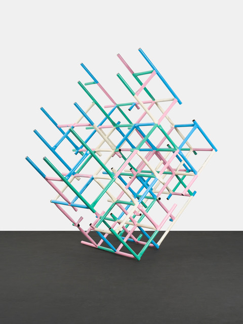 , 'Playground Structure (Grid),' 2015, Peres Projects