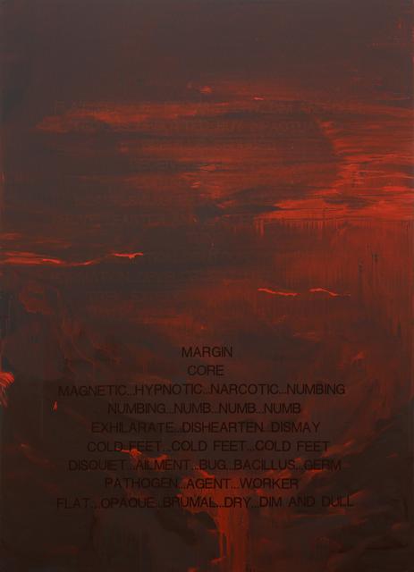 , 'Untitled,' 2015, Vera Cortês