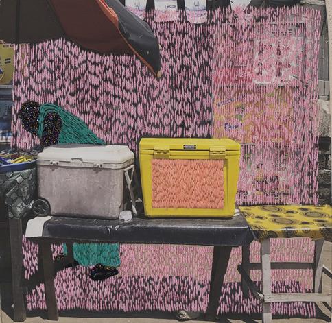 , 'Untitled, Series ca va aller,' 2018, Gallery 1957