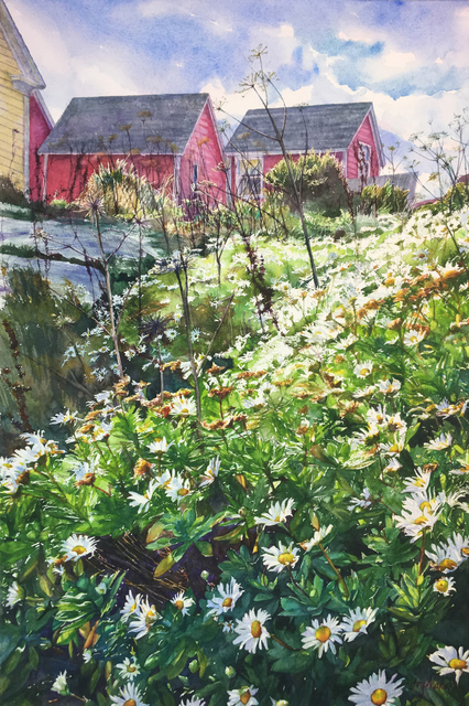 , 'Peggy's Cove,' 2018, 440 Gallery