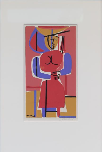 , 'Dama,' ca. 1960, Catharine Miller Gallery
