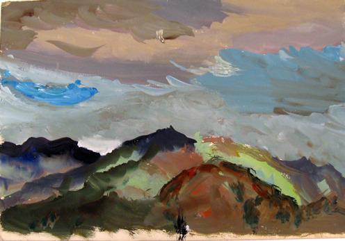 , 'Untitled (30.G.2.15),' ca. 1945, David Richard Gallery