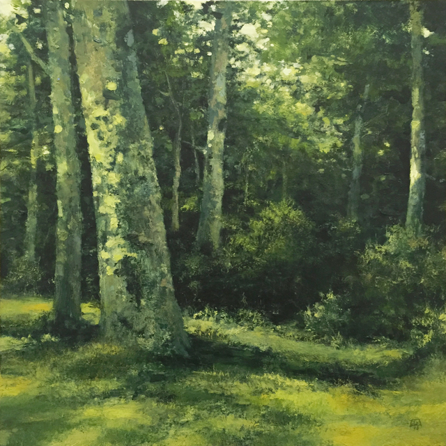 Shawn Krueger, 'Beulah Trees', 2019, Abend Gallery