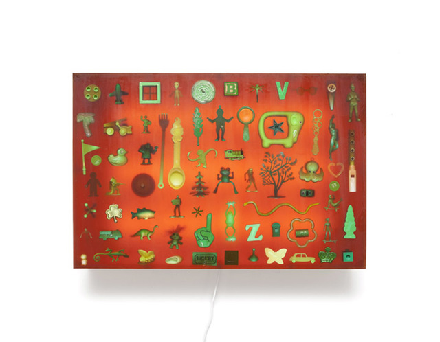 , 'Green findings from Tennessee ,' 2015, Winston Wächter Fine Art