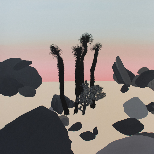 , 'truly, madly,deeply (cholla and joshuas),' 2017, Galerie D'Este
