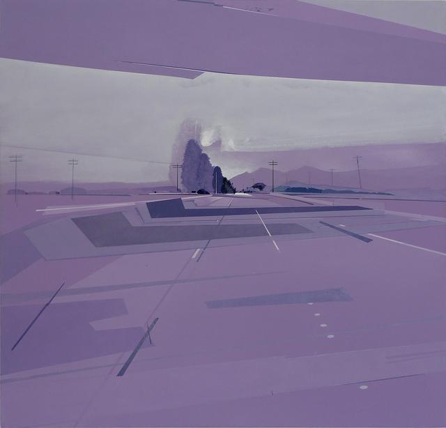 , 'Lost Landscape #7,' 2017, Mark Moore Fine Art