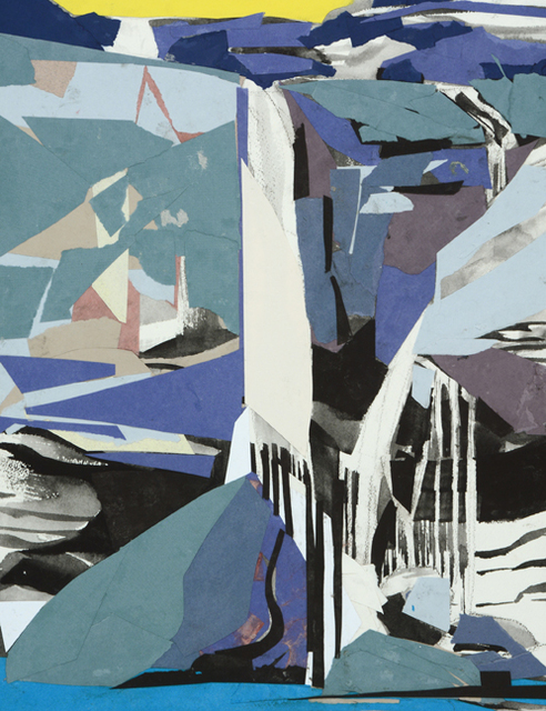 , 'Waterfall Steals Your Blues Away ,' 2016, Visions West Contemporary