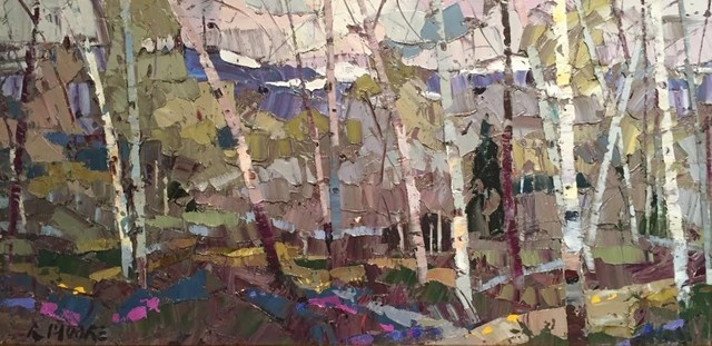 , 'Moods of Autumn,' 2016, Trailside Galleries