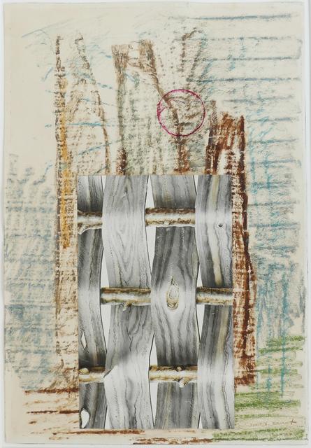 Max Ernst, 'Forêt barrée ', 1964/66, Galerie Valentien