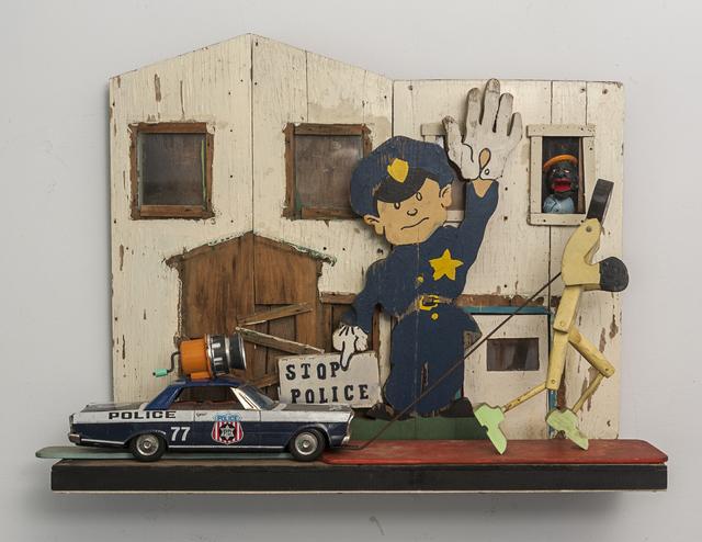 Kat Flyn, 'Stop Police', 2020, Jonathan Ferrara Gallery